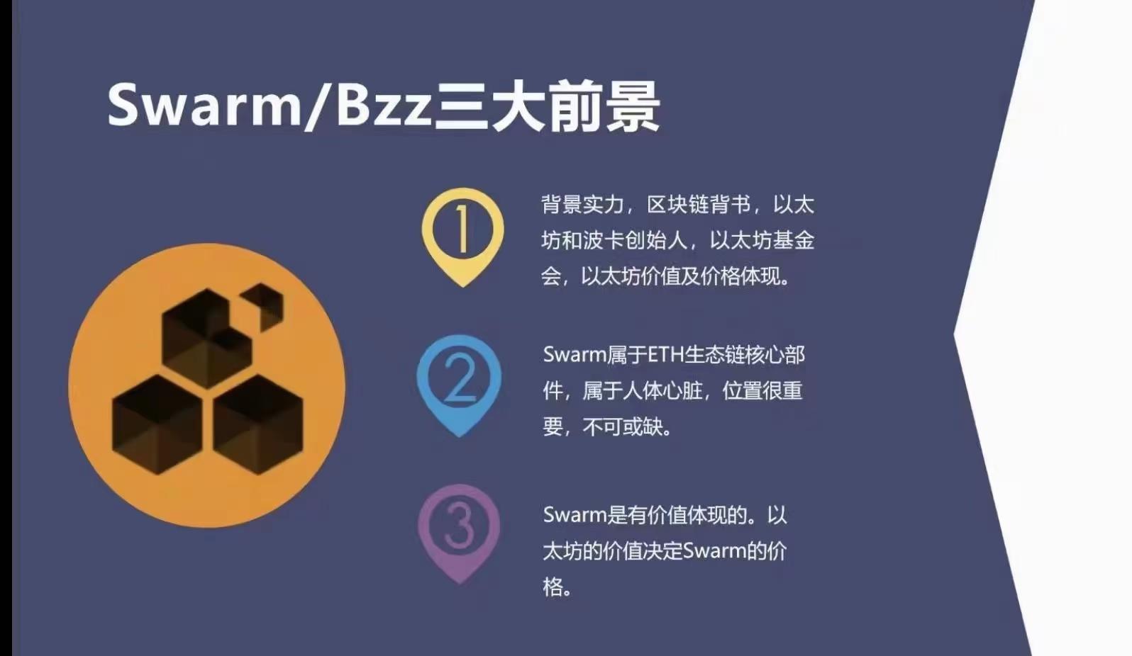 swarm bzz潜力巨大 下半年的挖矿大热门
